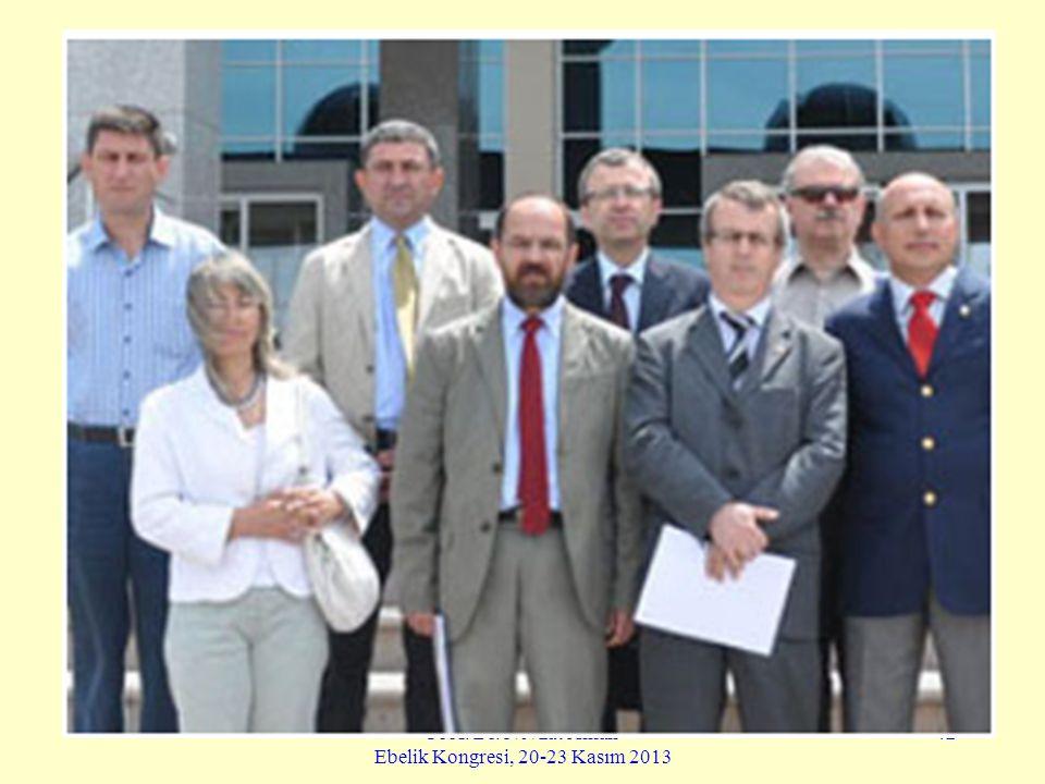 Prof. Dr. Nevzat Alkan Ebelik Kongresi, 20-23 Kasım 2013 42