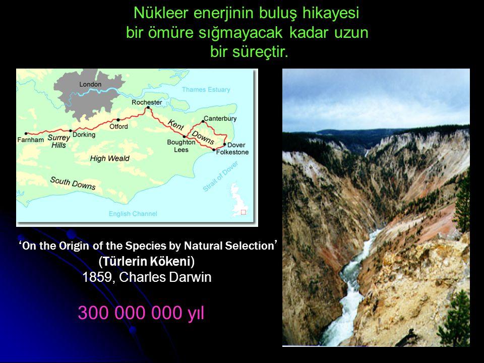 35 kton 6 kg 235 U Doğal olarak bulunan 238 U dir. 235 U izotopdur (%0.7)