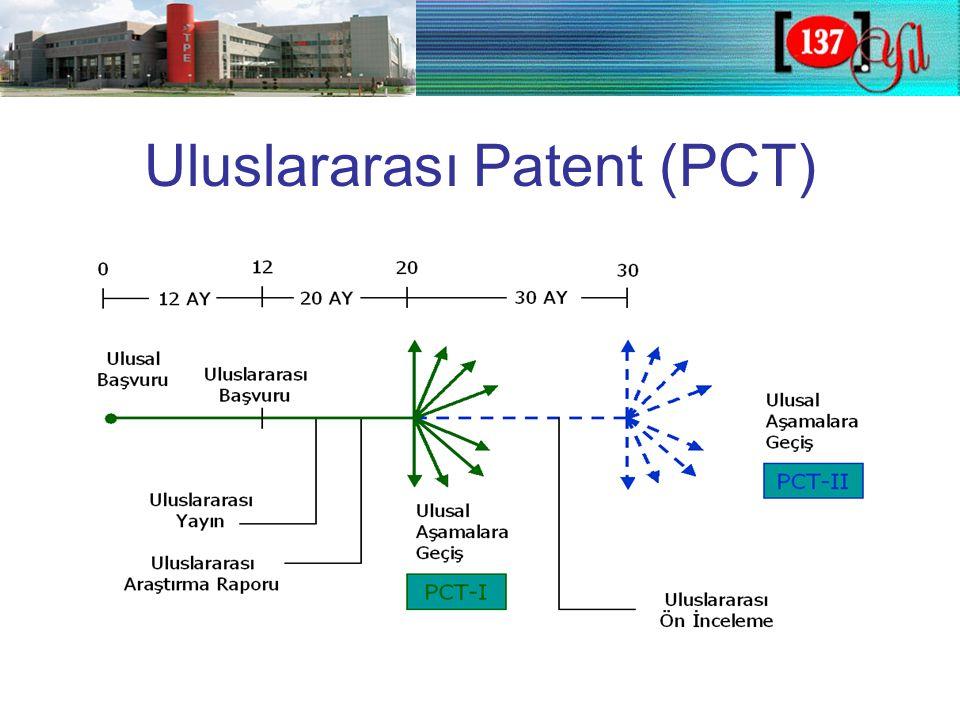 Uluslararası Patent (PCT)