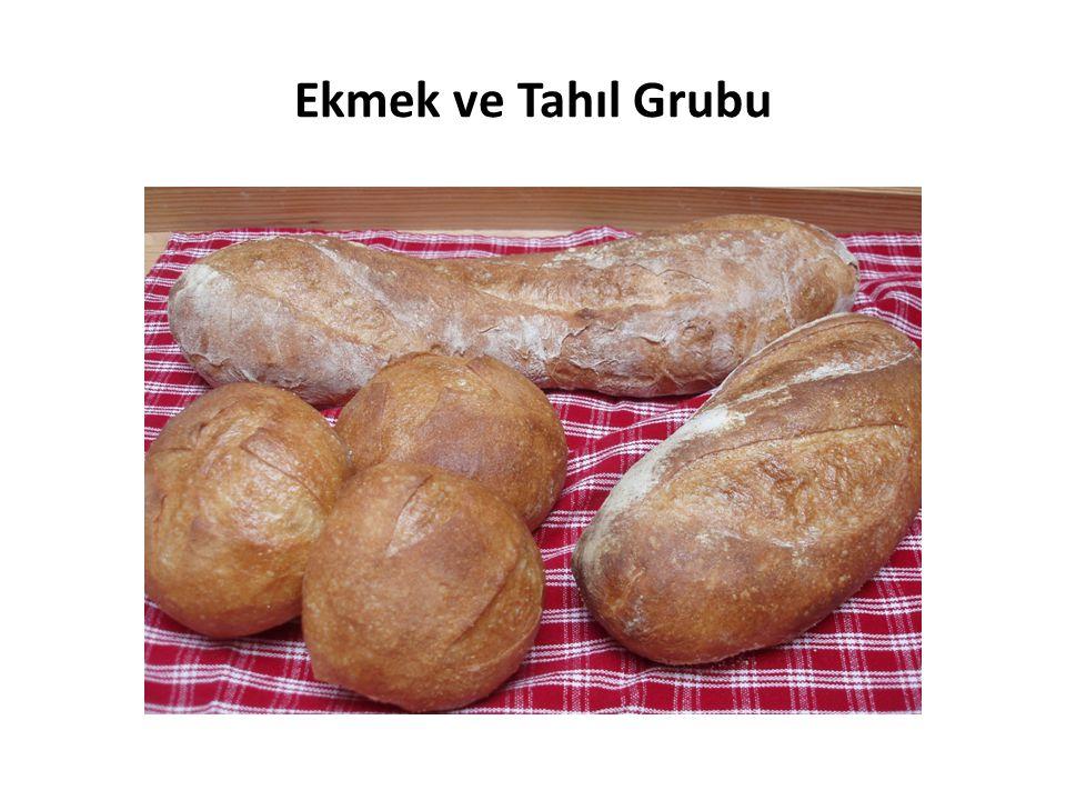 Ekmek ve Tahıl Grubu