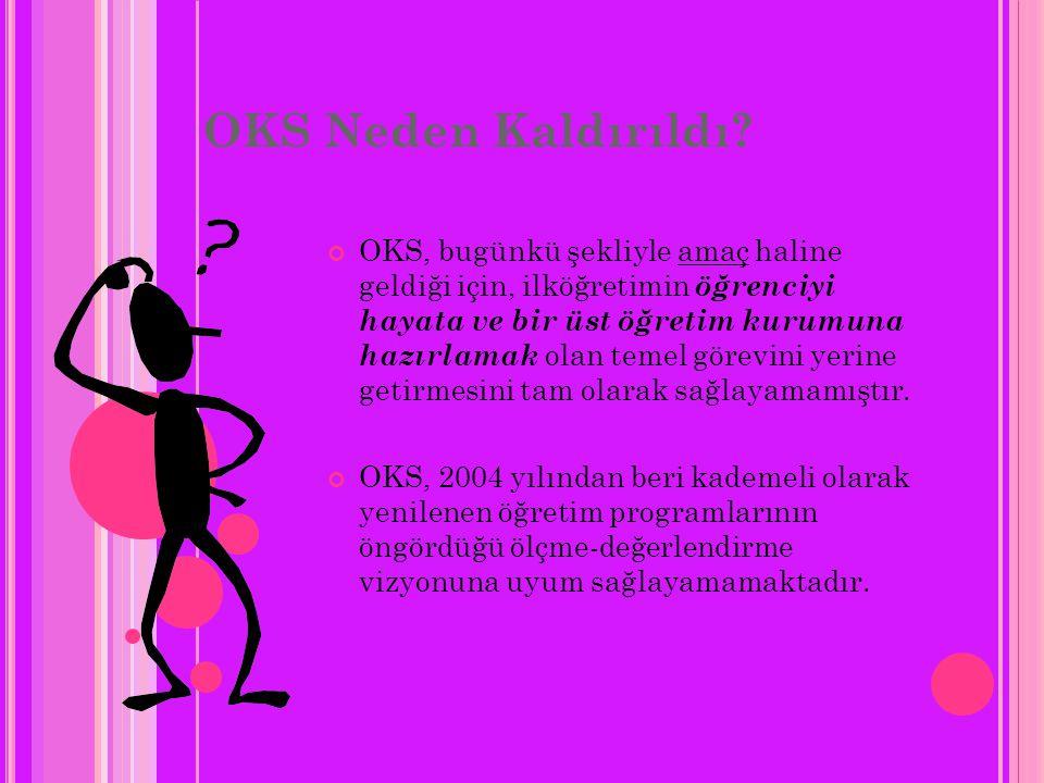 OGES (Ortaöğretime Geçiş Sistemi) Nedir? İlköğretim 6., 7. ve 8. sınıf öğrencilerinin yıllara yayılan seviye ve performans ölçümüyle alacakları puanla
