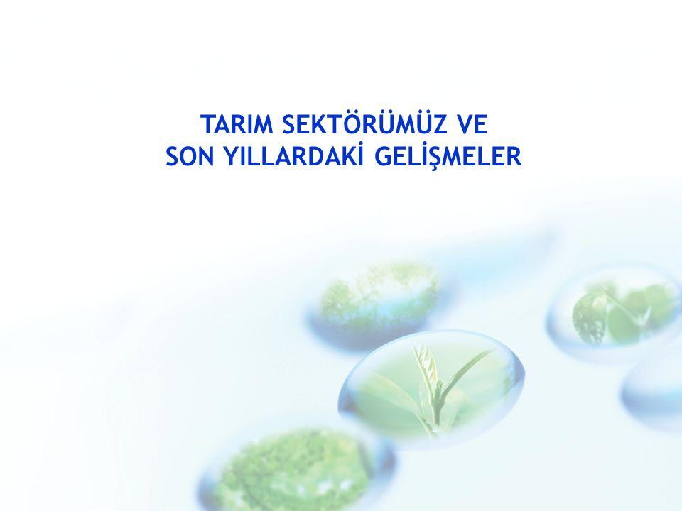 • Türk fındığı • Türk lokumu • Türk kayısısı • Türk inciri • Türk üzümü ve daha birçok ürün… • ÜRETİM BAKIMINDAN TÜRKİYE; • 5 üründe dünya BİRİNCİSİ, • 23 üründe dünyada İLK 5 arasında TARIMDA MARKALAŞMA Türkiye'nin küresel rekabette, ürünleri markalaşma eğiliminde olan en önemli sektörü TARIM 'dır.