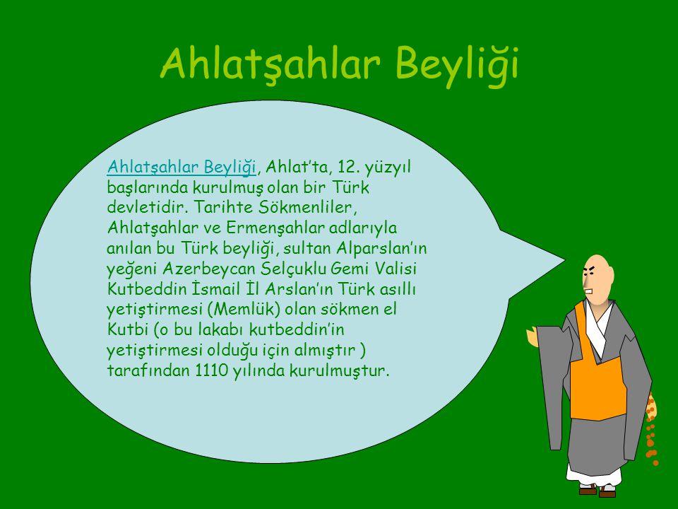 1. Dönem Anadolu Beylikleri Birinci Dönem Anadolu Beylikleri'nin kurulduğu yerler ve egemenlik süreleri tabloda gösterilmiştir. Bu beyliklerden Anadol