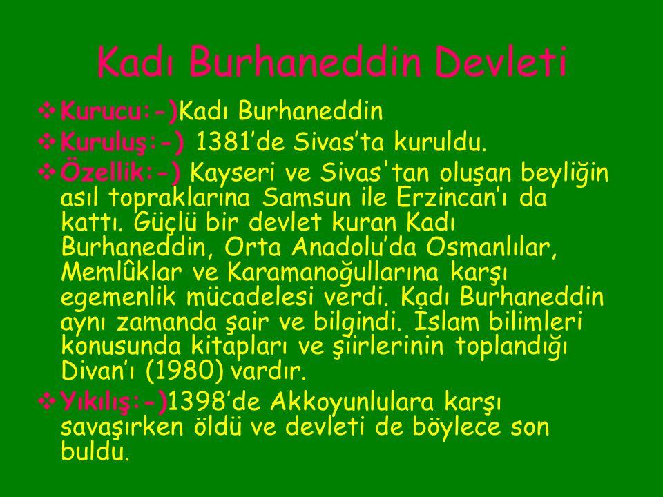 Germiyanoğulları Süleyman Şah'tan sonra başa geçen II. Yakub Bey bu toprakları geri isteyince, Yıldırım Bayezid 1390'da beyliğin bütün topraklarını el