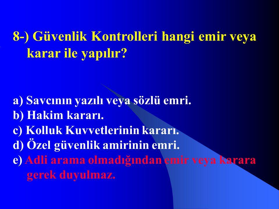 29-) Raporu tanzim eden kişi aynı zamanda hangi hukuki duruma gelebilir.
