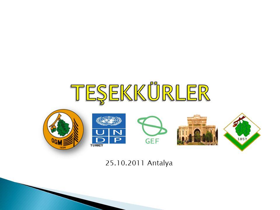 25.10.2011 Antalya TURKEY
