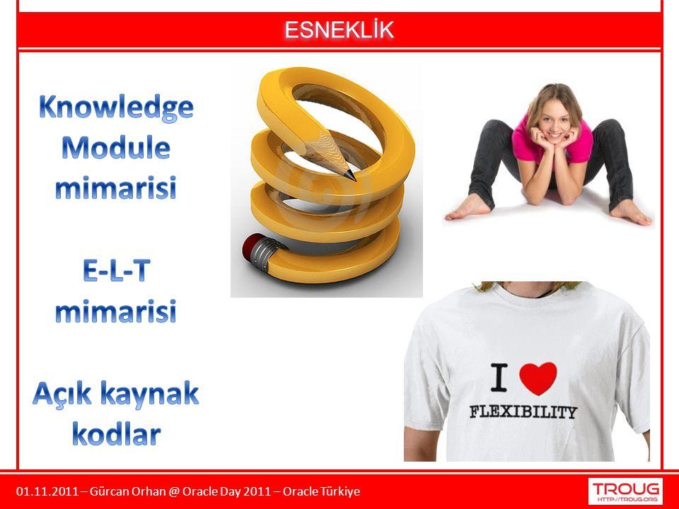 01.11.2011 – Gürcan Orhan @ Oracle Day 2011 – Oracle Türkiye ESNEKLİK