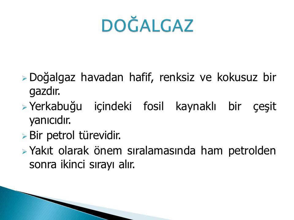 2007 öncesi doğalgaz piyasa faaliyetleri BOTAŞ kurumunun tekelinde yürütülüyordu.