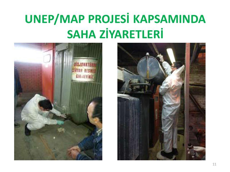 UNEP/MAP PROJESİ KAPSAMINDA SAHA ZİYARETLERİ 11