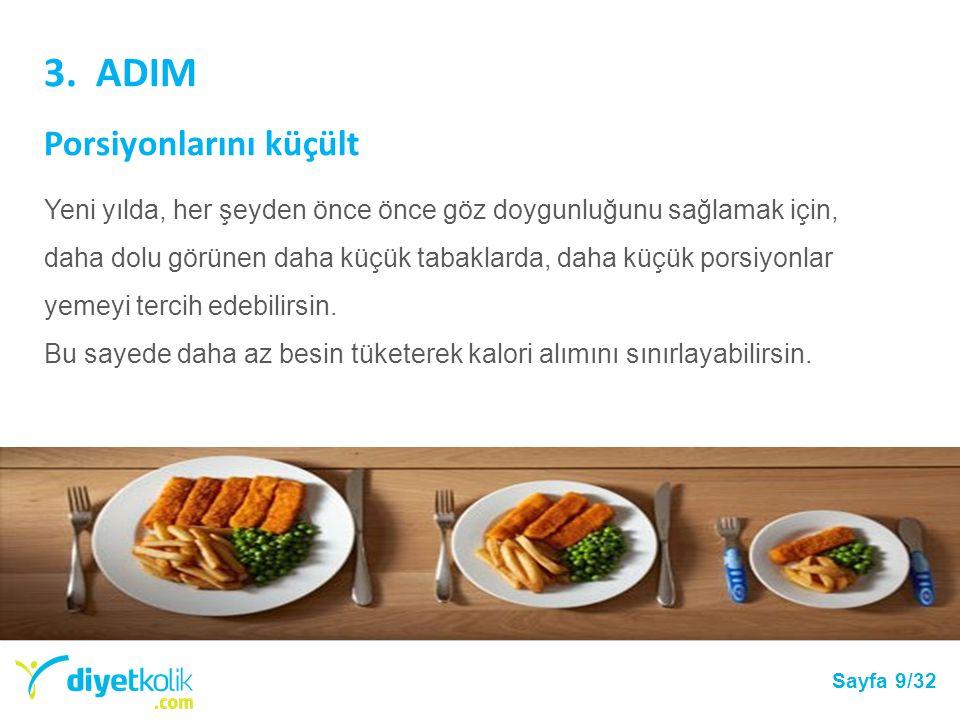 ADIM-9 Meyve suyu yerine meyve tercih et