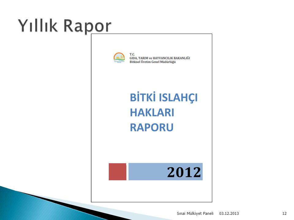 03.12.2013 Sınai Mülkiyet Paneli12