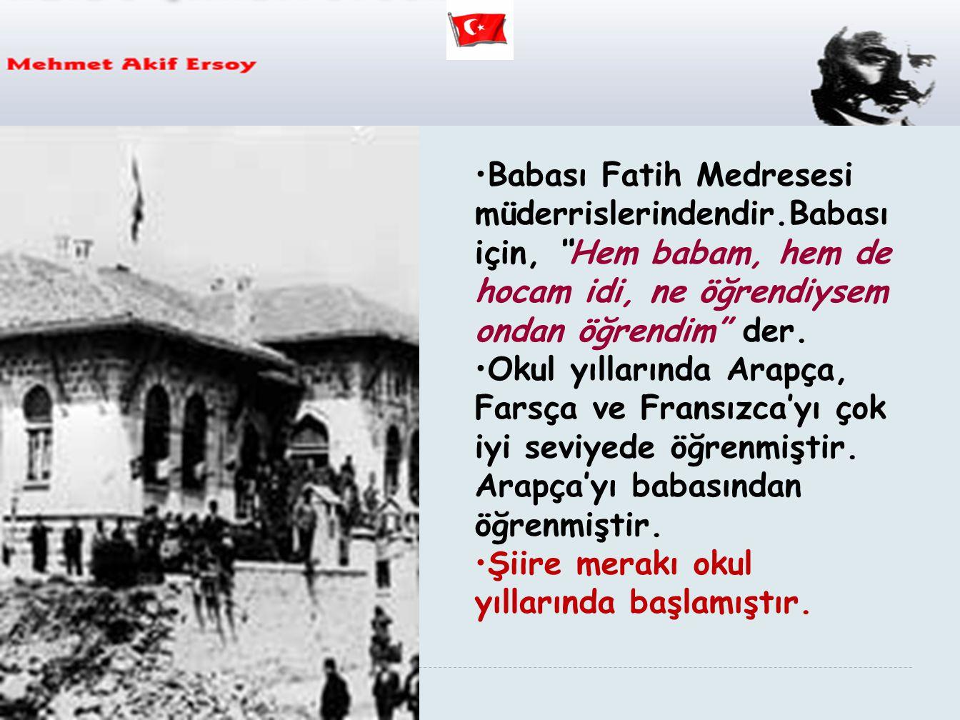 1908 ′ de Dârülfünûn Edebiyat-ı Umûmiye müderrisli ğ ine tayin edildi.