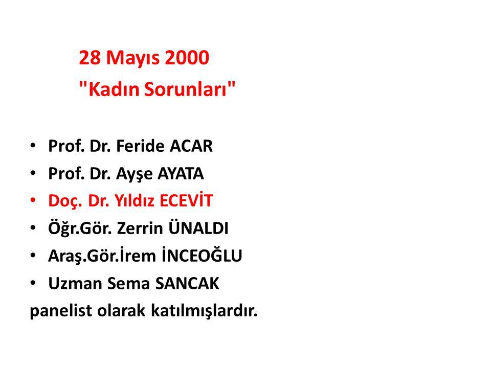  2012-2013 tarihleri arasında, KADIN DESTEK MERKEZİ -KADEM projesi tamamlandı.