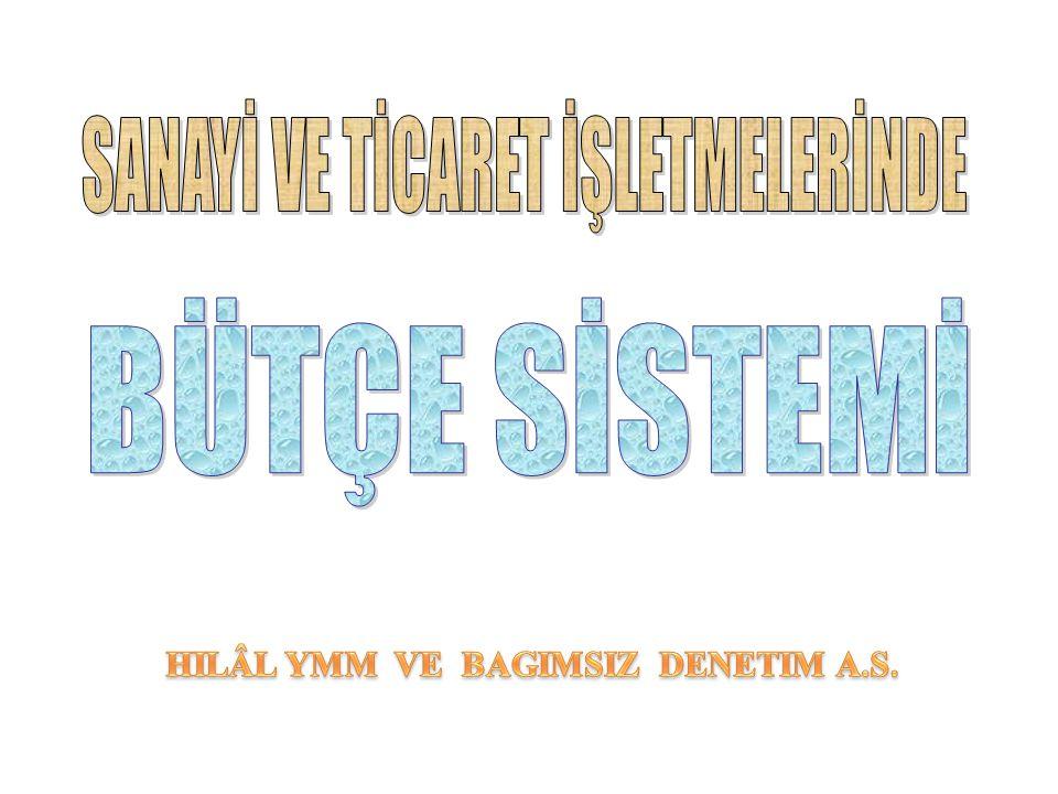 AYLIK SATIŞ MİKTARLARI BÜTÇESİ Aylar123456789101112Top.