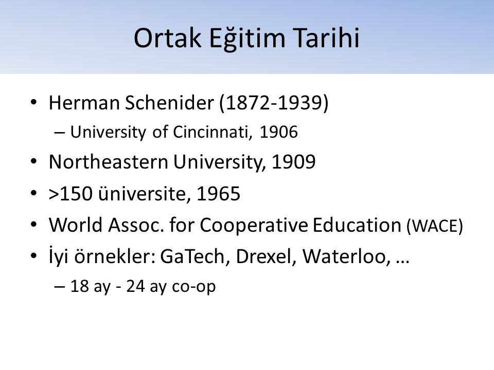 TOBB ETÜ Ortak Eğitim • 2004'ten beri • Prof.Dr.