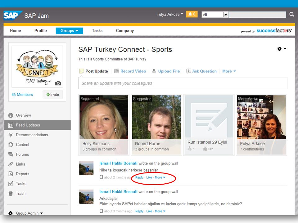 10 SuccessFactors Proprietary and Confidential © 2013 SuccessFactors, An SAP Company. All rights reserved.