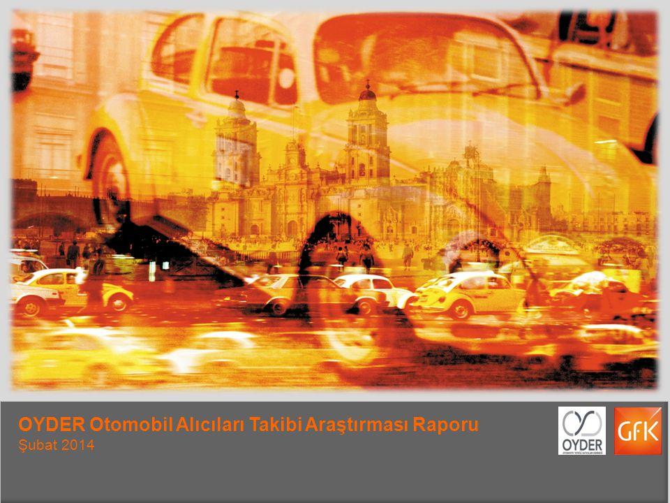 © GfK 2014 | OYDER Otomobil Alıcıları Takibi Araştırması Raporu | Şubat 20141 Koçfinans Bayi Memnuniyeti Araştırması Raporu Kasım 2012 OYDER Otomobil Alıcıları Takibi Araştırması Raporu Şubat 2014