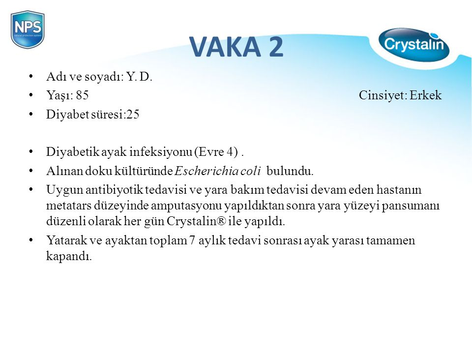 PROTECTION NATURAL PROTECTION SYSTEM VAKA 2 • Adı ve soyadı: Y.