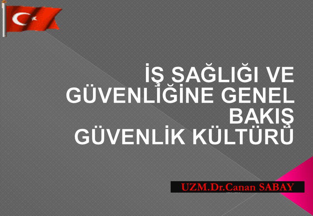 02.07.2014 22 İŞ SAĞLIĞI VE GÜVENLİĞİ POLİTİKASI Hiçbir iş emniyetsiz yapılacak kadar acil değildir.
