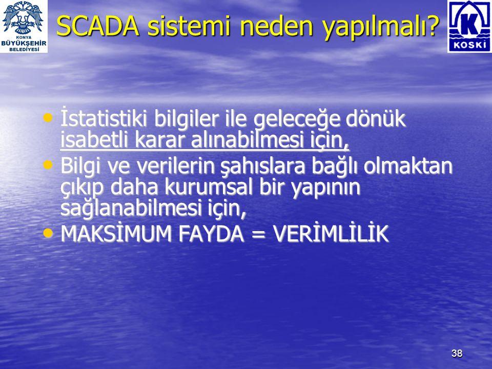 39SONUÇ • Konya'da hem su üretim ve dağıtımına tam olarak hakim olabilmek, hem de kaynakların etkin kullanımında tasarruf tedbirlerini uygulamak, içinde bulunduğumuz küresel ısınma, kuraklık ve enerji politikaları için önem arz etmektedir.