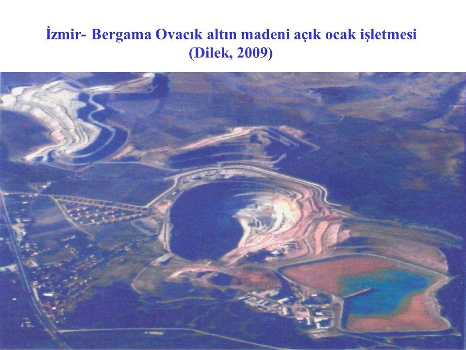 Bir yeraltı ocak işletmesi (www.blogcu.com).