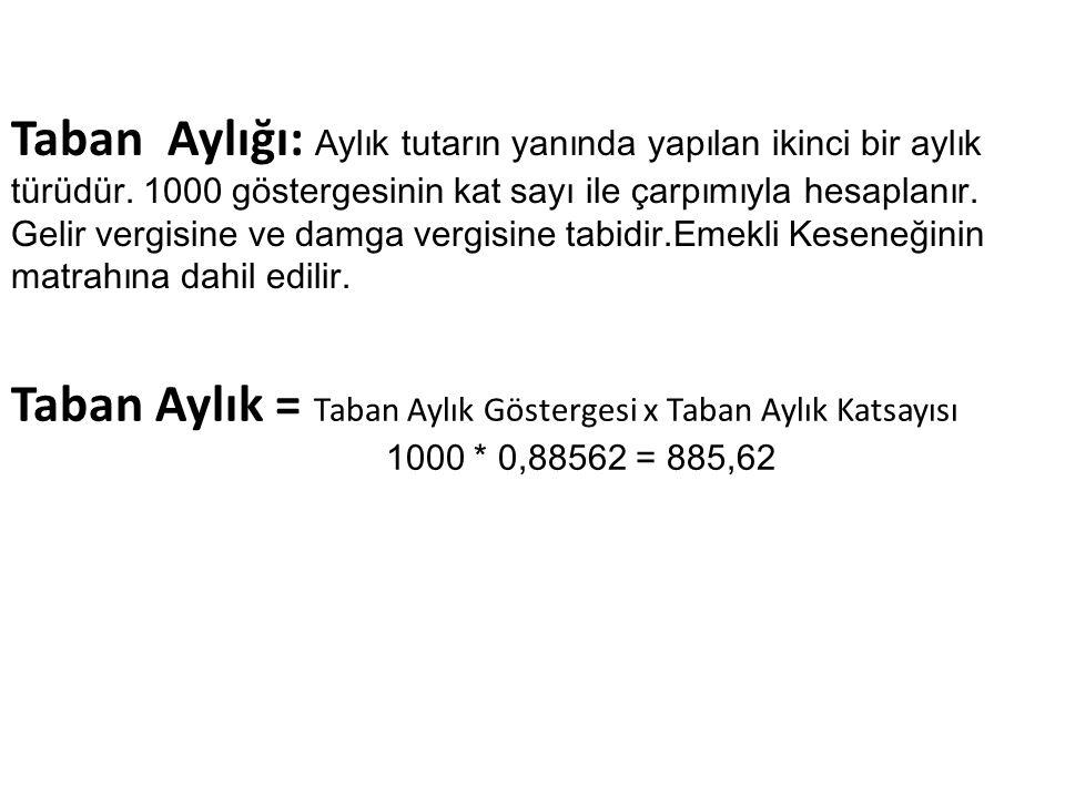 Sendika Yardımı: • Sendikaya üye olan herkese üç ayda 45,00.-TL sendika yardımı ödenir.
