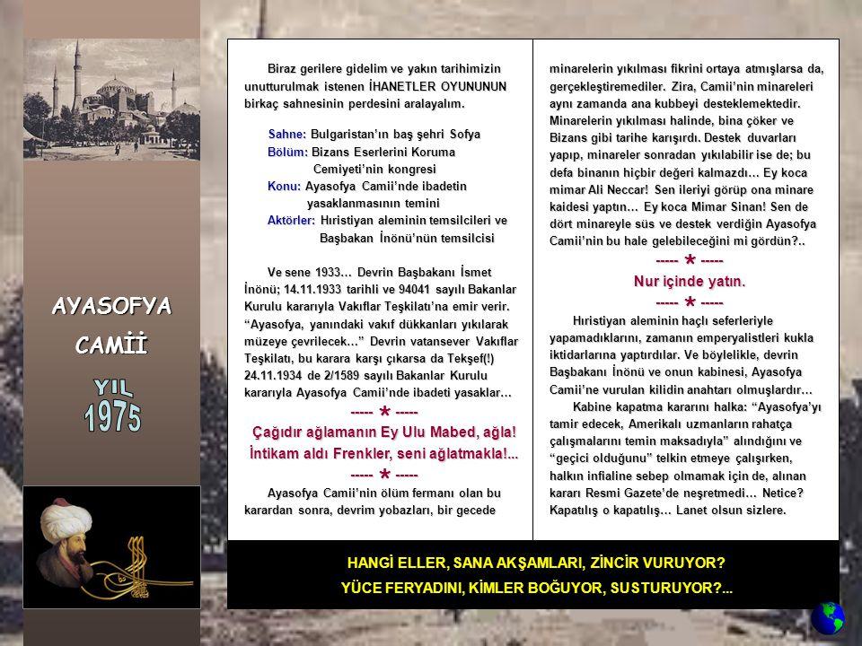 Bu çalışmaların aslı, Bizans ruhunun canlandırılması olan Megola-İdeo'nın bir çalışmasıydı.
