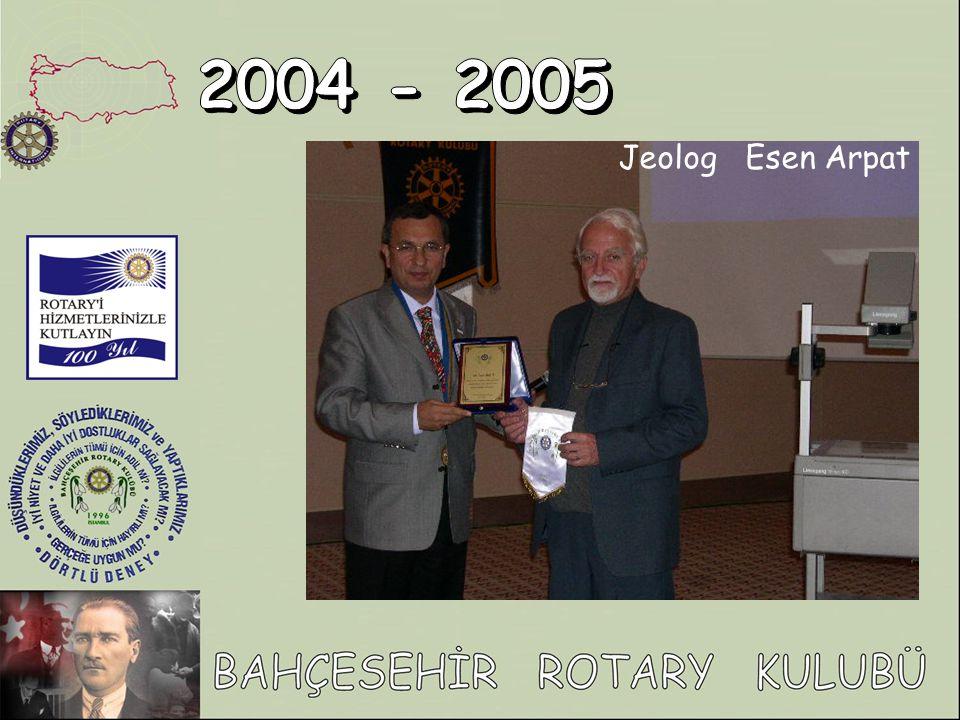 Jeolog Esen Arpat