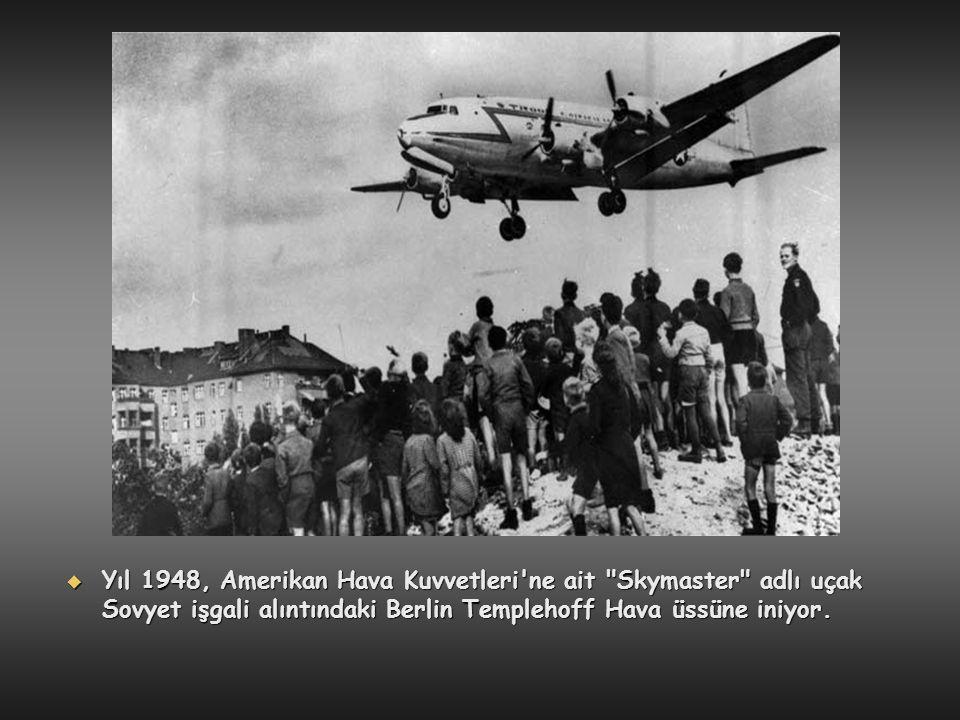 Yıl 1948, Amerikan Hava Kuvvetleri'ne ait