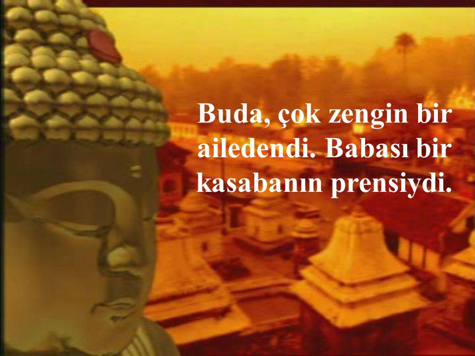 •Gotama Buda, Nepal'in güneyinde, ufak bir kasabada Mîlâttan Önce 560 yılında dünyâya gelmiştir.