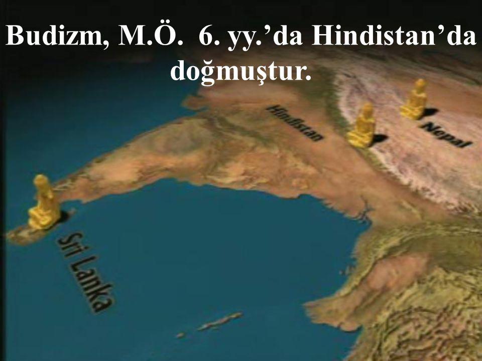 HİNT DİNLERİ HinduizmBudizm Sunum:Ahmet YORDAM
