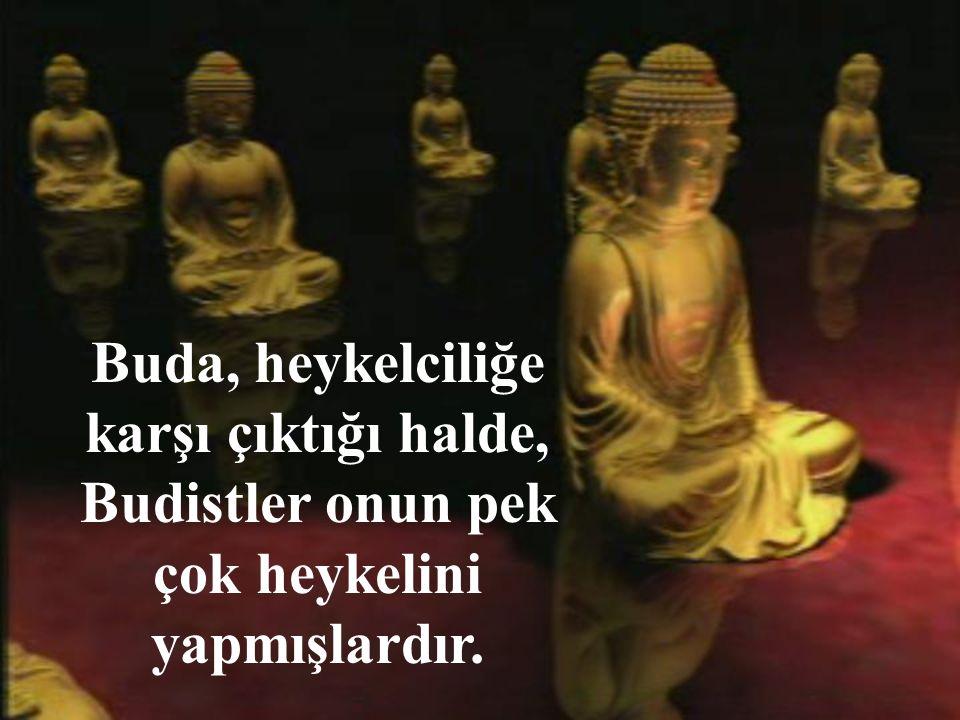 """...iyi bir budist olarak yaşarsa """"Nirvana"""" ya ulaşır."""
