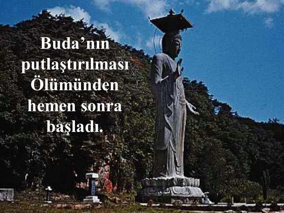 ....acı ve fakirlikle dolu bir yaşam sürerek ruhunu eğitmeye çalışmasıdır.