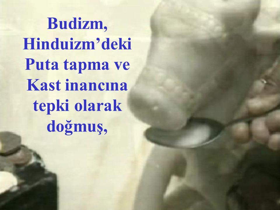 Buda'nın öğretileri sözlü olarak 400 yıl boyunca nesilden nesile ulaştı.