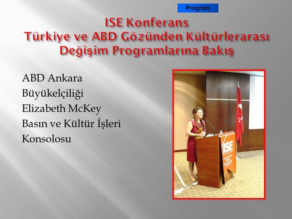 Program ISE 2005 - 2006 ISE 2004 - 2005 ISE 2003 - 2004 ISE 2002 - 2003 ISE 2001 - 2002 ISE 2006 - 2007 ISE 2007 - 2008