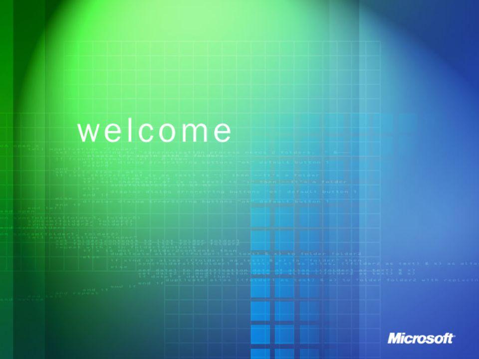 Microsoft'un Programa Katkıları •Teknolojik Gelişmeler Konusunda Önceden Bilgilendirme •Teknik Eğitimler Düzenleme •Davranışla İlgili Eğitimler Düzenleme •Tanıtım •Denetleme