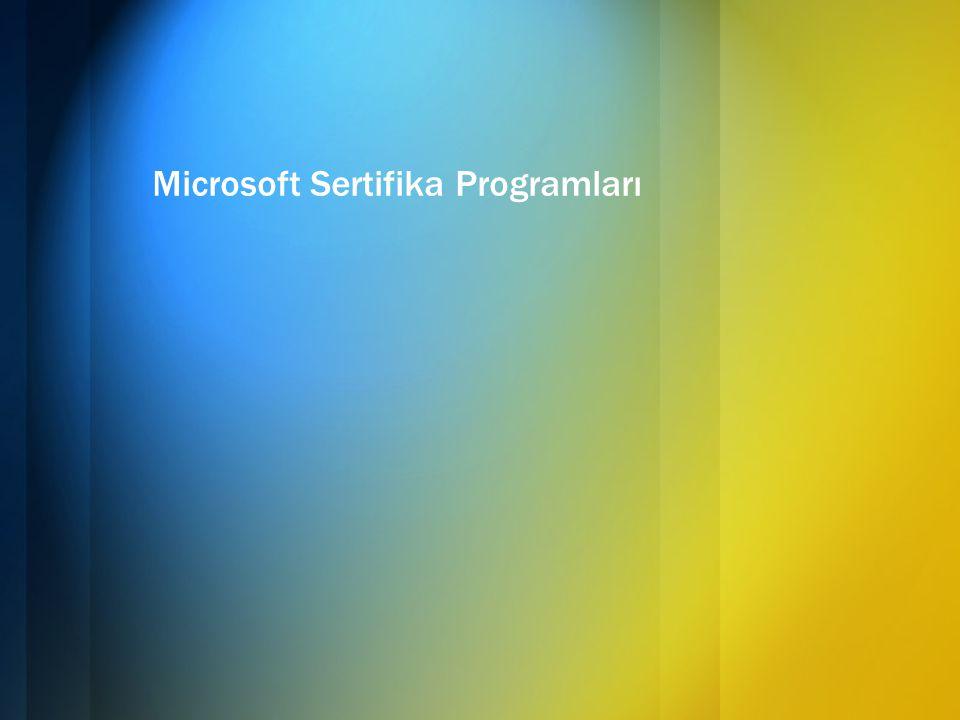Microsoft Certified Systems Engineer MCSE sertifikası, profesyonellerin Windows platformu ve Microsoft sunucu yazılımlarını kullanarak iş gereksinimlerini analiz edebildiğini, bu gereksinimlere uygun altyapıyı tasarlayabildiğini ve uygulayabildiğini gösteren birinci sınıf bir sertifikadır.