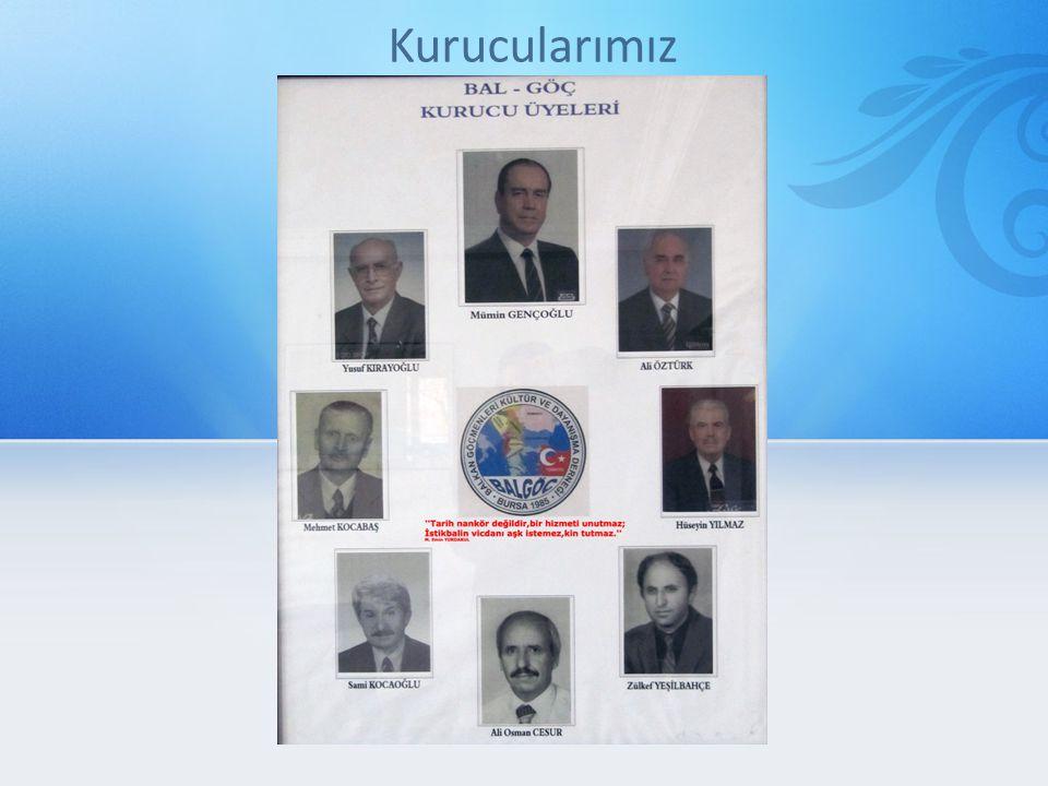 Bulgaristan Müslümanları Başmüftülüğü Dış İlişkiler Sorumlusu Sayın Hayri Emin, BAL-GÖÇ ve BGF Genel Merkezi ni ziyaret etti.