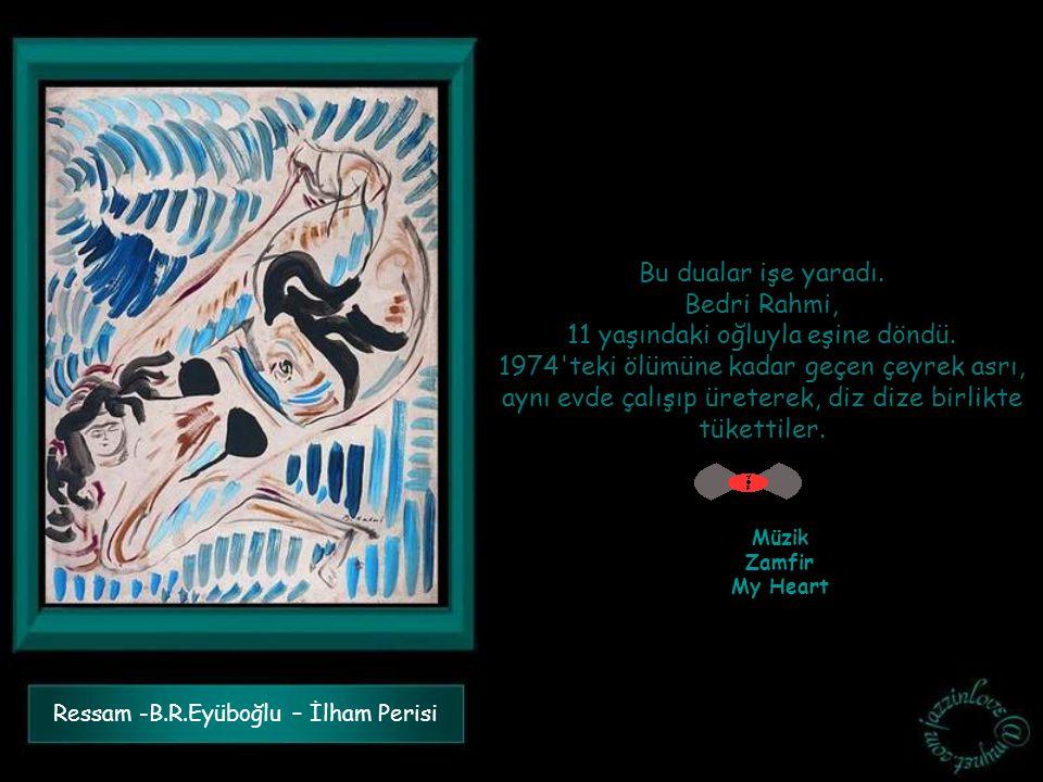 4 Ocak 1950 - PARiS Canuşkam, Kulüpte bir gece, şiir okumuştun, hani.
