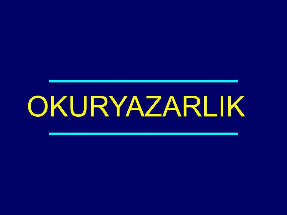 OKURYAZARLIK 03-115