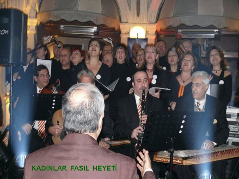 KADINLAR FASIL HEYETİ