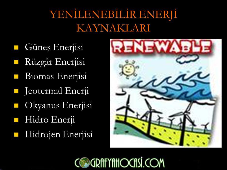 YENİLENEBİLİR ENERJİ YYenilenebilir enerji,