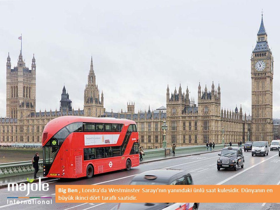 Londra dünyanın en önemli iş ve finans merkezlerinden biridir.