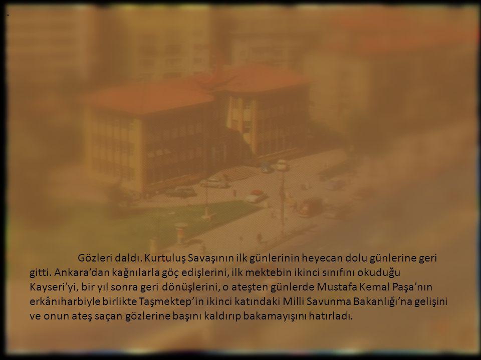 Dava dilekçesini okumaya başlar başlamaz Asliye Hukuk Hâkimi Mehmet'in yüreğini bir heyecan dalgası sardı.