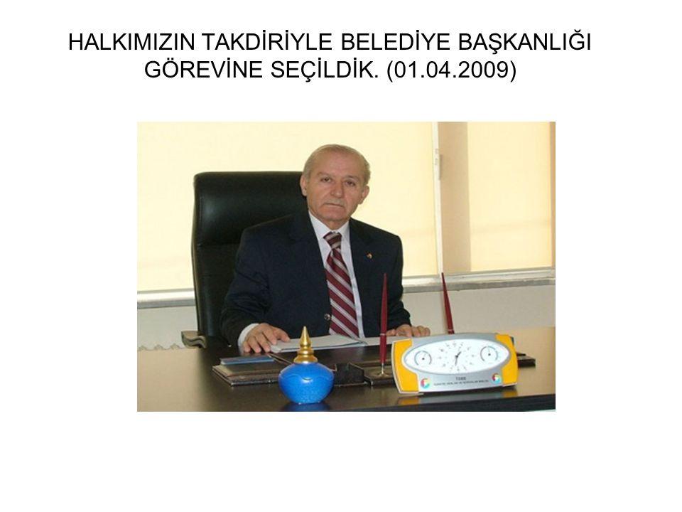 HAYRABOLU GÖLETİ YAP İŞLET DEVRET MODELİYLE İŞLETMEYE AÇILACAK (19.02.2010)