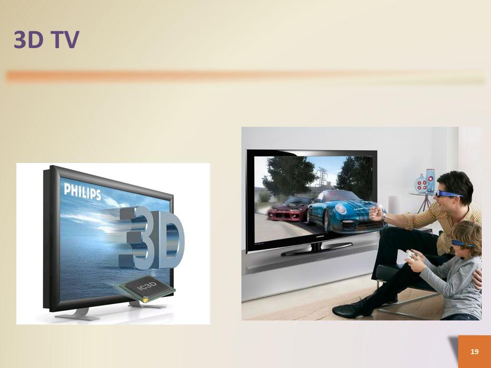 3D TV 19