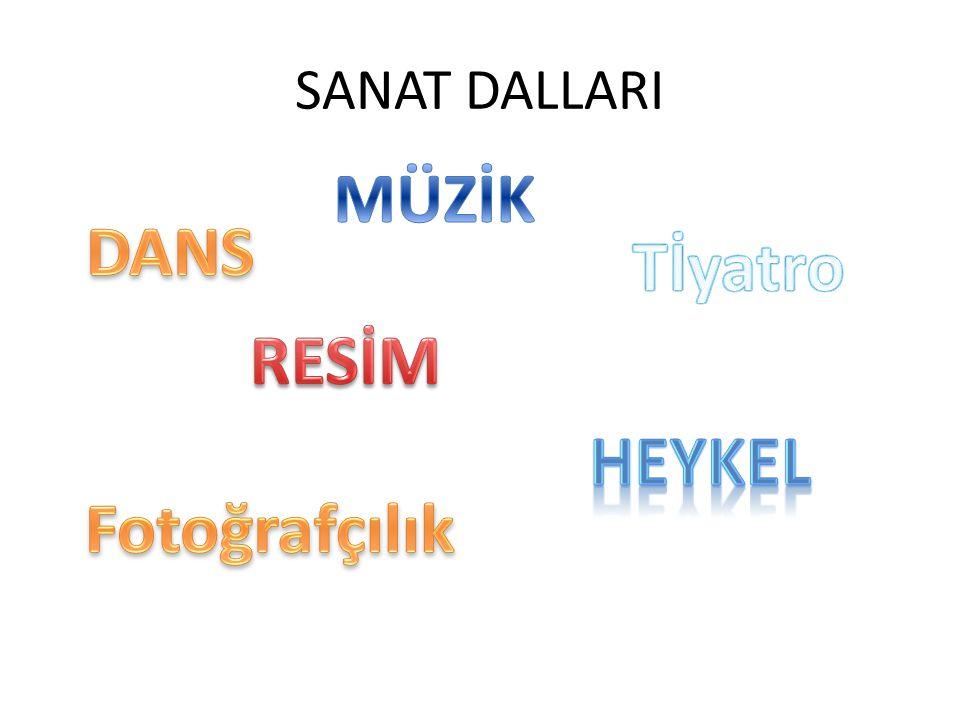 SANAT DALLARI