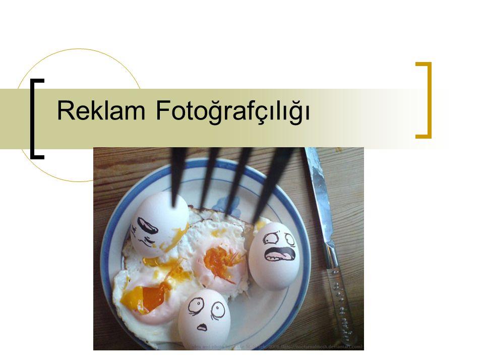 Tanım:  Reklam fotoğrafları, fotoğrafçı ya da sanat yönetmeni tarafından önceden tasarlanan, bir fotoğraf türüdür.