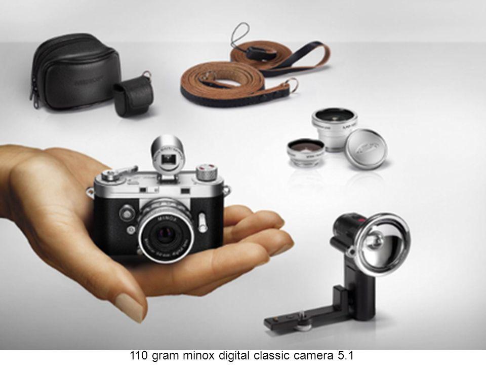 110 gram minox digital classic camera 5.1