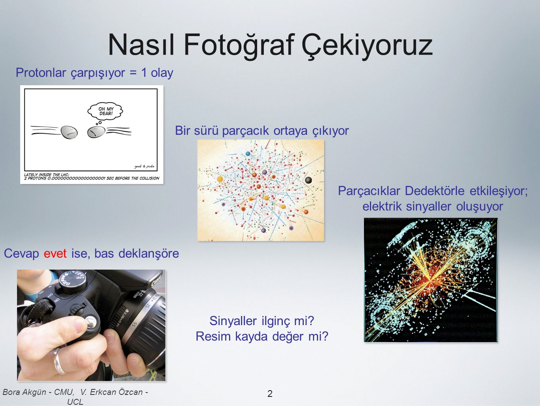 Bora Akgün - CMU, V.